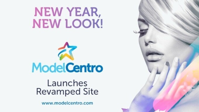 ModelCentro Debuts Redesigned Flagship Site