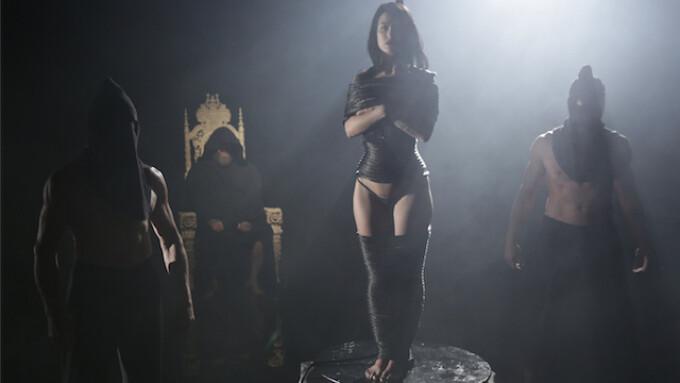 TrenchcoatX Debuts 'Sacrosanct,' Starring XBIZ POY Katrina Jade