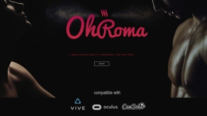 CamSoda to Deliver VR Experience That Allows Smell