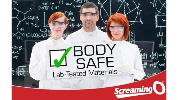 Screaming O's New Materials Pass Safety Tests