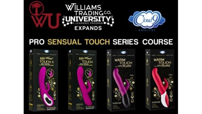 Williams Trading University Adds Cloud 9 Touch Series Course