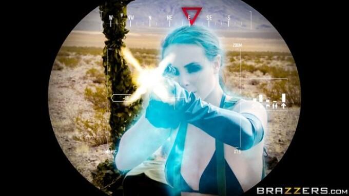 Brazzers to Release 'Metal Gear' Parody
