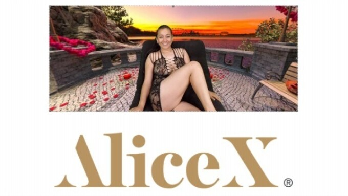 AliceX.com Offers Valentine's Day VR Experience