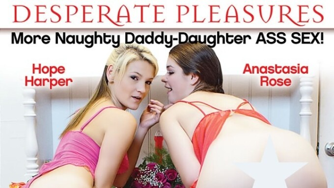 Pure Play, Desperate Pleasures Street New Fauxcest Title