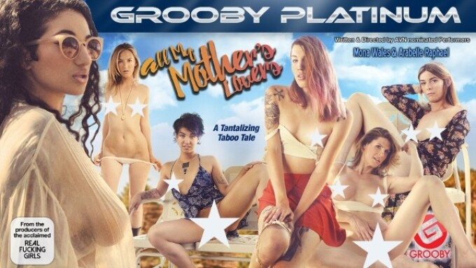 Grooby, Exquisite Offer 'All My Mother's Lovers'