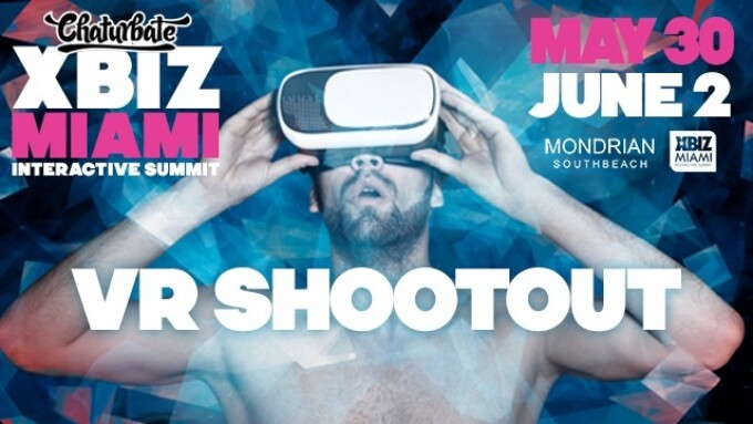 XBIZ Issues Open Call for Miami 'VR Shootout'