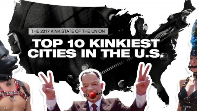Kink Study: L.A. Is Kinkiest City in U.S.