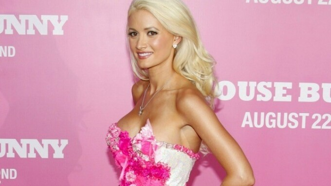 Holly Madison Sues Distributor of Penis Pills