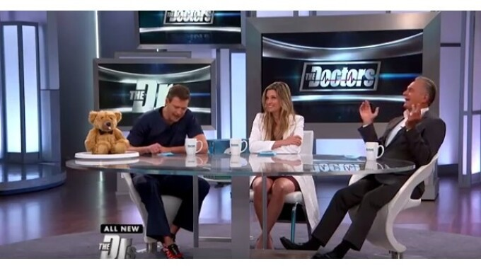 Teddy Love Featured on 'The Doctors'