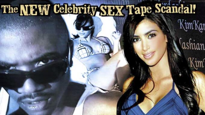 Vivid Celebrates 10th Anniversary of Kim Kardashian Sex Tape
