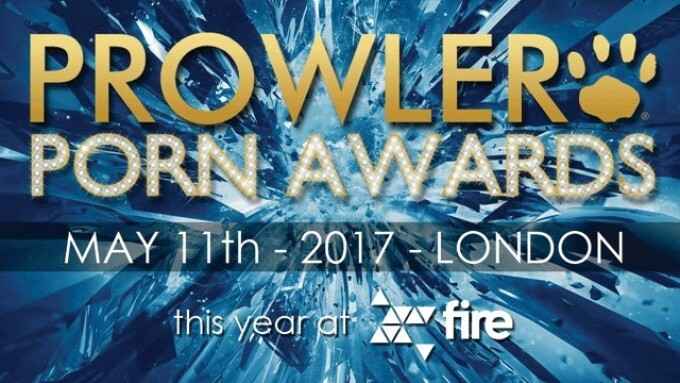 Prowler Porn Awards Begins Nominations Period