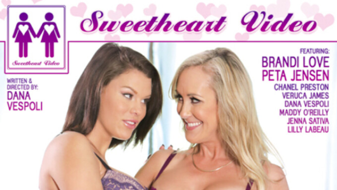 Sweetheart Streets 'Lesbian Adventures: Strap-On Specialists 11'