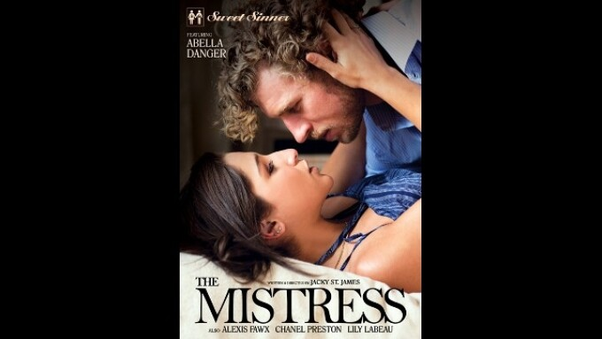 Jacky St. James, Sweet Sinner Offer 'The Mistress'
