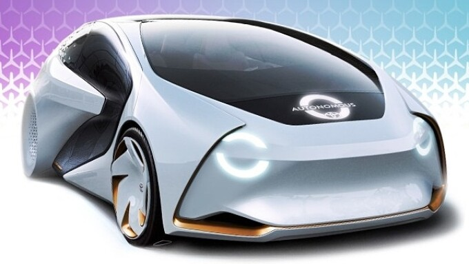 Automotive Design and the Future of Interactive Adult