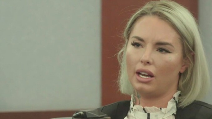 Christy Mack Describes Abuse at War Machine's Trial