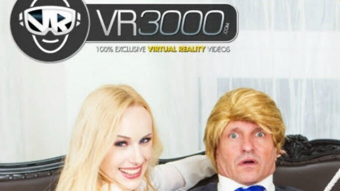 VR3000 Releases Political Parody