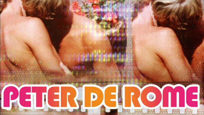 NakedSword Adds 'Peter De Rome: Grandfather of Gay Porn' to Library