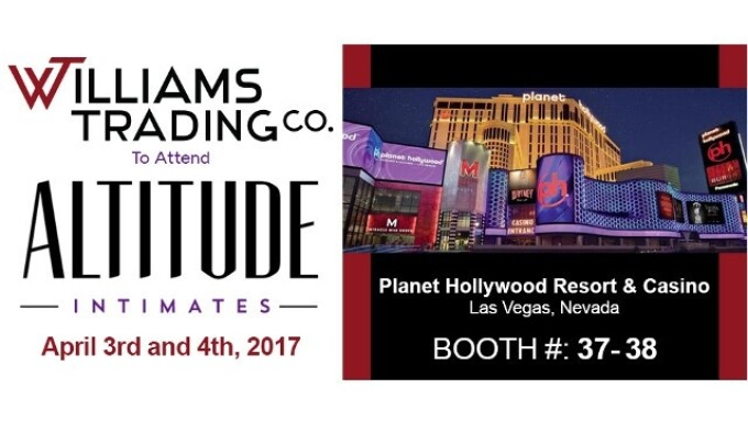 Williams Trading Attending Altitude Lingerie Show