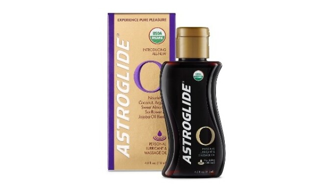 Paradise Marketing Now Offering Astroglide's O Lubricant