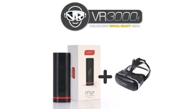 Webmaster Central, VR3000 Partner With Kiiroo