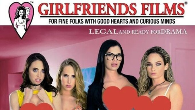 Girlfriends Films Releases 'Lesbian Legal 11'