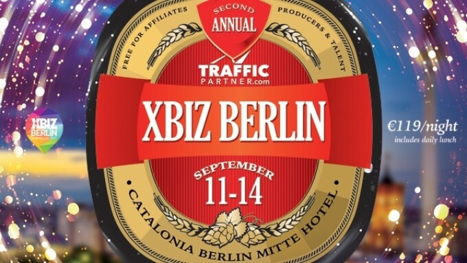 XBIZ Berlin 2017 Event Site Now Live