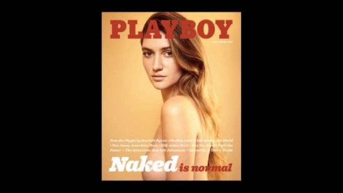 Playboy Magazine Cuts Frequency to 6 Issues a Year