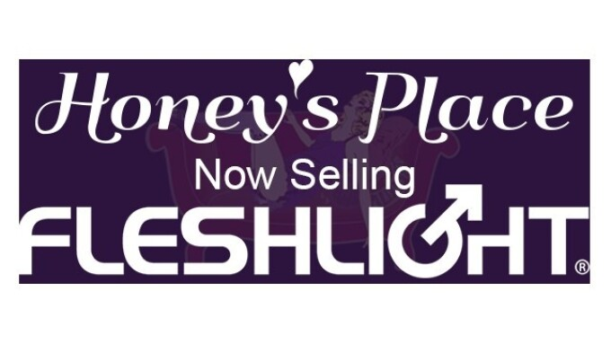 Fleshlight Returns to Honey's Place