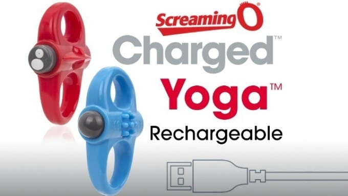 Screaming O Debuts Charged Yoga in Free Sample Pack
