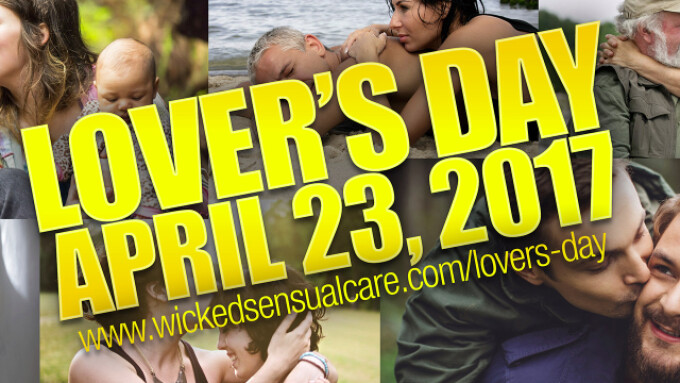 Wicked Sensual Care Offers 'Free Lube Day' on April 23