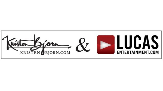 Lucas Entertainment, Kristen Bjorn Announce Content Collaboration