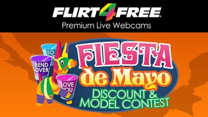 Flirt4Free Offers 'Fiesta De Mayo' Promo