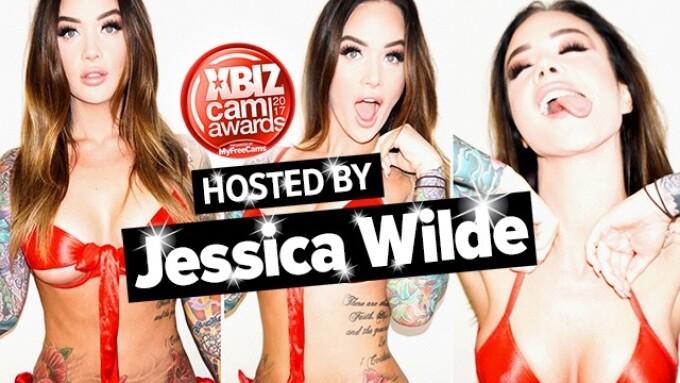 Jessica Wilde to Host 1st-Ever XBIZ Cam Awards