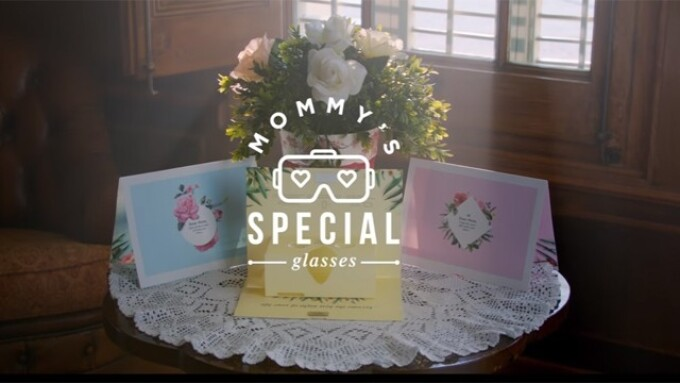 Video: Pornhub Presents 'Mommy's Special Glasses' Mother's Day Promo