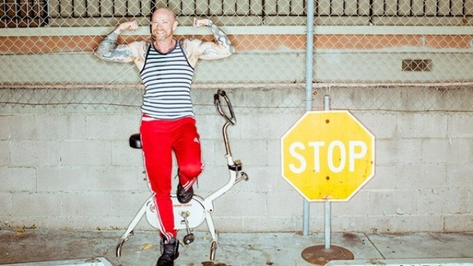 LA Weekly Spotlights Buck Angel for 'People' Issue