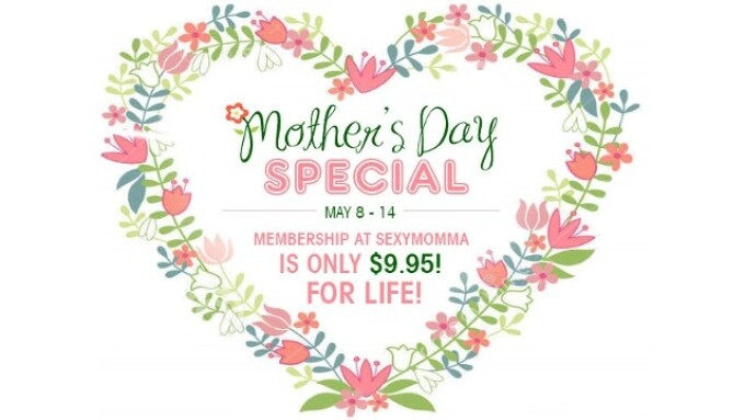 ARLCash Offering Mother's Day Promo for SexyMomma.com