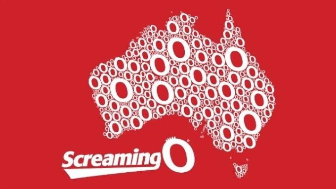 Screaming O Embarks on Australia Retail Tour