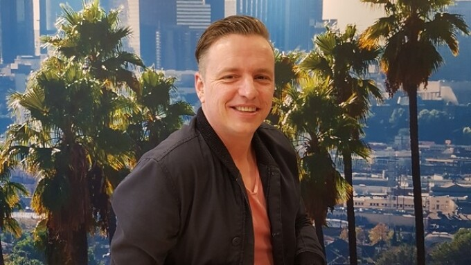 Eropartner Distribution Welcomes Olav van Kuilenburg to Sales Team