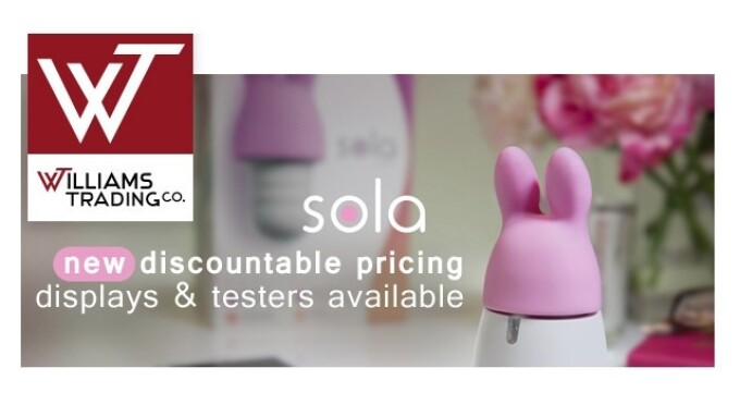 Williams Trading Now Offering Sola Line
