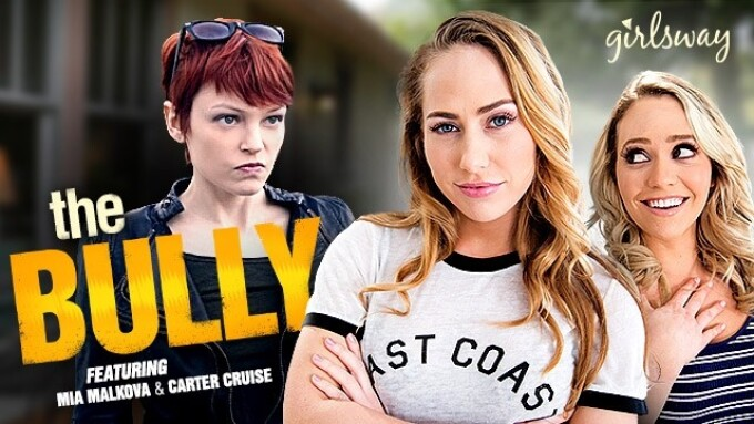 Girlsway Debuts 'The Bully'