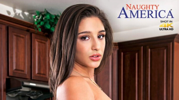 Naughty America Releases 'Abella Danger' Showcase