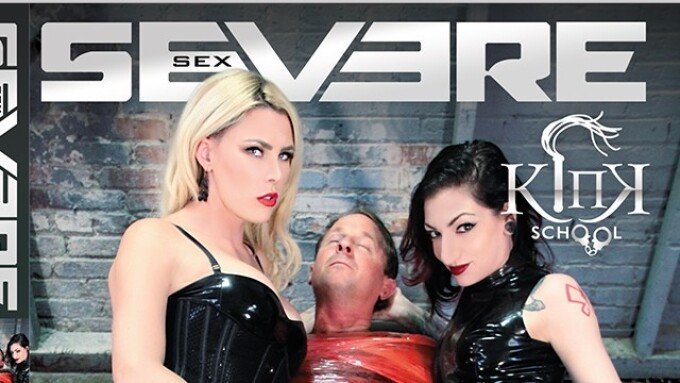 Severe Sex Releases 'Kink School: Extra Credit'