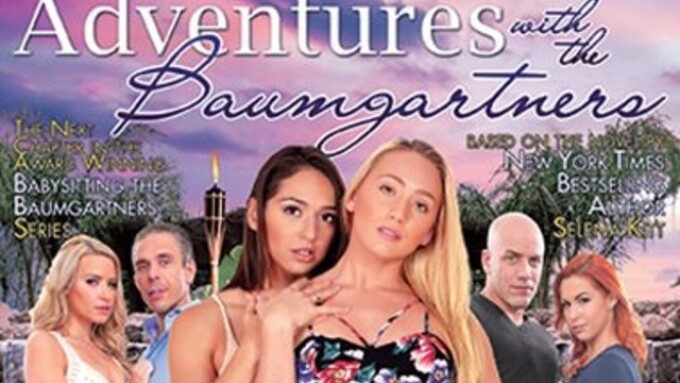 'Adventures with the Baumgartners' Now Available on AdamEve.com