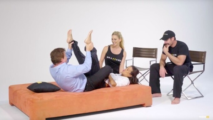 Brazzers Unveils 'Porn Stars Teach Dads Freaky Positions'