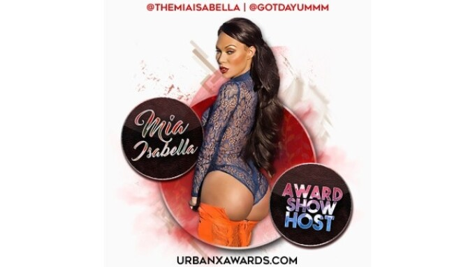 Urban X Awards Adds Mia Isabella, Jada Stevens as Hosts