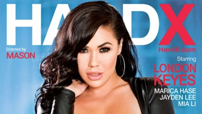 Hard X Releases 'Asian Anal'