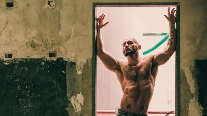 Video: Francois Sagat Discusses New Men.com Series