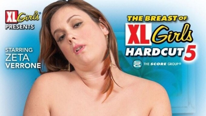 Score Group Releases 'The Breast of XL Girls Hardcut 5'