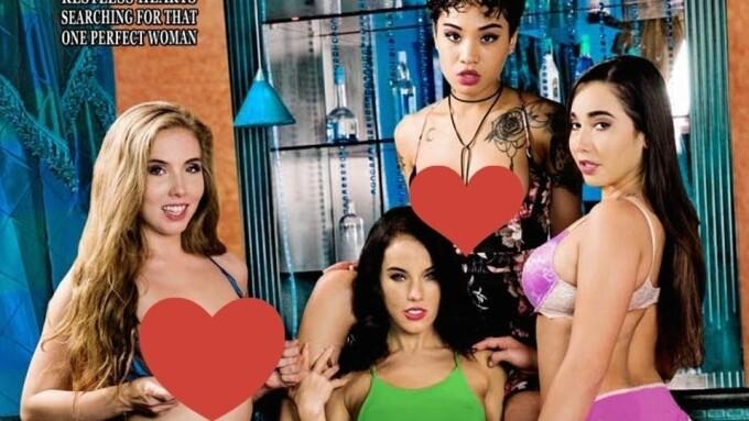 Girlfriends Films Releases 'Women Seeking Women 143'