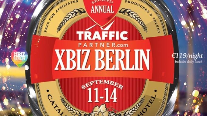 TrafficPartner Named 2017 XBIZ Berlin Presenting Sponsor